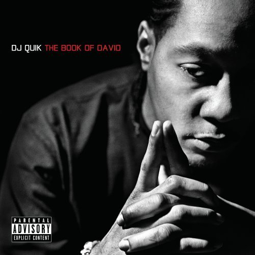 DJ Quik Book of David album cover art